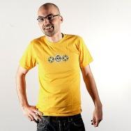 FAT 031 Ltd Shirt (Gold)