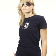 Musik Krause Basic Girlshirt (Navy)