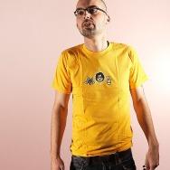 FAT 032 Ltd Shirt (Gold)