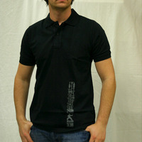 BOXER Polo Shirt (Black)