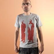 DUMB-UNIT Shirt (Grey)