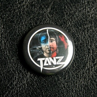Button Tanz Delon & Dalcan (Black / 25mm)