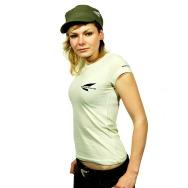 Girlshirt Ostwind Rec Logo (p.green)