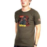 Inferno Shirt - Slim Fit (Olive)