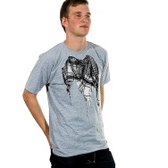 Pali Shirt (Grey)