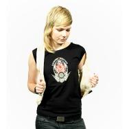 Alexander Robotnick Girl Shirt (Black)