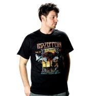 Led Zeppelin - Inglewood Shirt (Black)