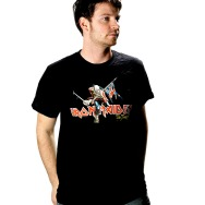Iron Maiden - The Trooper Shirt (Black)