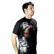 Metallica - Angry Drip Shirt (Black)