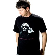 Kurt Cobain - Bird F**k Shirt (Black)