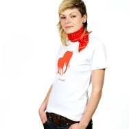 Minilogue - Mr Mustafa Girl Shirt (White)