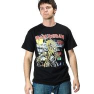 Iron Maiden - Killers Shirt (Black)