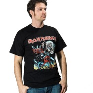 Iron Maiden - No. of the Best Shirt (Black)