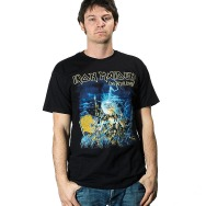 Iron Maiden - Live After Death 08 Shirt (Black)