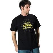 Rosenstolz - Gib mir Sonne Shirt (Black)