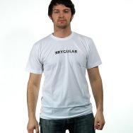 Rrygular Logoshirt (White)