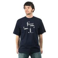 Fleeced Shirt (Navy)