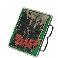 The Clash Belt Buckle (licensed)