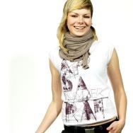 Apparat Girl Shirt (White)