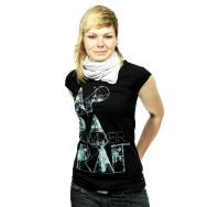 Apparat Girl Shirt (Black)