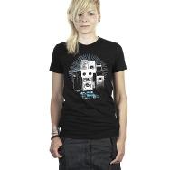 General Elektriks Sound System Girl Shirt (Black)