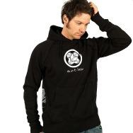 Artless Logo Hoodie (Black)