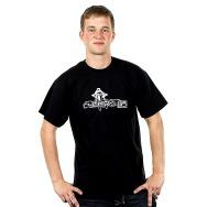 Cyberknife Logo Shirt (Black)