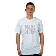 Hum Haw Logo Shirt (White)