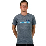 Clone Retro Blue Color (Athletic Grey)