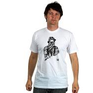 10 Years of Poker Flat Rec Shirt (White)