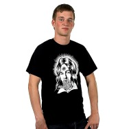 Cosmic Force Shirt (Black)