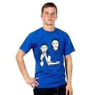 Suoni Dalla Ombre Oltre Shirt (Blue)