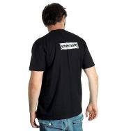 Schermate Logo Shirt (Black)