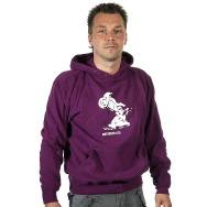 Northern Lite Hoodie (Purple)