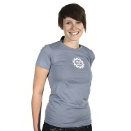 FAT Basic Girl Shirt (Grey)