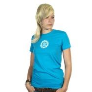 FAT Basic Girl Shirt (Teal)