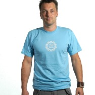 Freude am Tanzen Basic Shirt (Baby Blue)