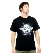 Pirate Mix Tape Shirt (Black)