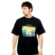 Boom Box Shirt (Black)