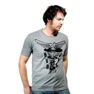 Heavenly Jukebox Shirt (Grey)
