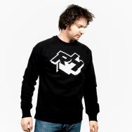 Rush Hour Logo Sweater (Black)