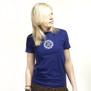 FAT Basic Girl Shirt (Royal Blue)