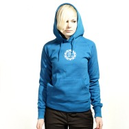 FAT Hooded Girl Sweater (Blue)