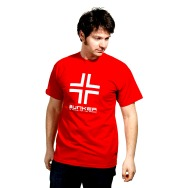 Bunker Rec Labelshirt (Red)