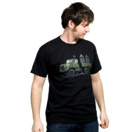 Big Truck Shirt (Black)