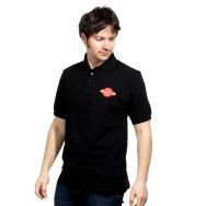Intergalactic FM Poloshirt (Black)
