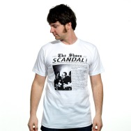 The Shoes Scandal Shirt (White)