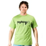 Thokadee Rec Logo Shirt (Kiwi Green)