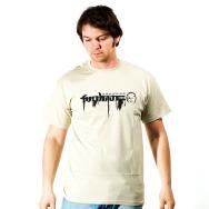 Thokadee Rec Logo Shirt (Sand)