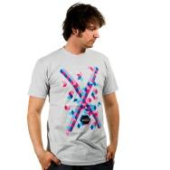 Skeletalism & Masification Shirt (Silver)